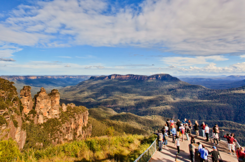 Easter getaways - Blue Mountains