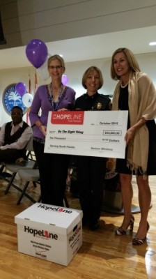 Verizon is proud to support Prevent Blindness Florida