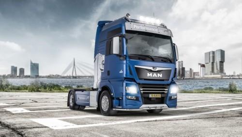 In alles een topmodel: de nieuwe MAN TGX 20.500 XXL PerformanceLion