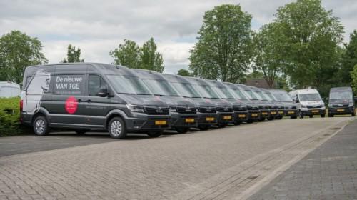 Gloednieuwe MAN TGE: vanaf nu leverbaar in Nederland