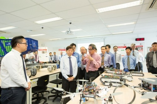 Opening of Systems Engineeering Lab at SIT