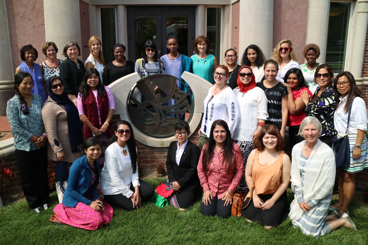 du hosts united nations of women s networking