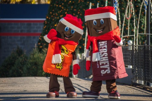 Christmas in Hershey, PA Creates Family Traditions