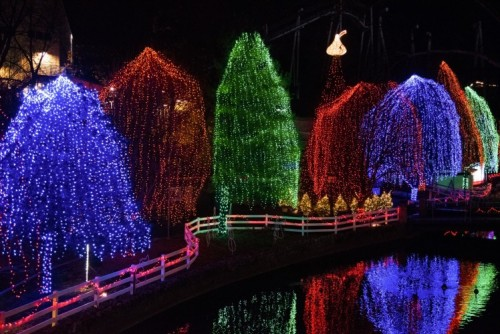 Eight Ways to Create Holiday Memories in Hershey, PA