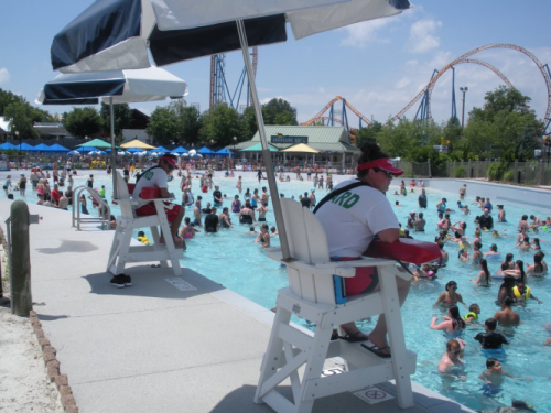 Hersheypark Wins Prestigious International Aquatic Safety Award