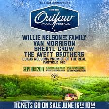 Outlaw Festival: A Day of Music and Memories