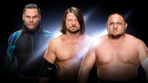 WWE Stopping at Giant Center in Hershey
