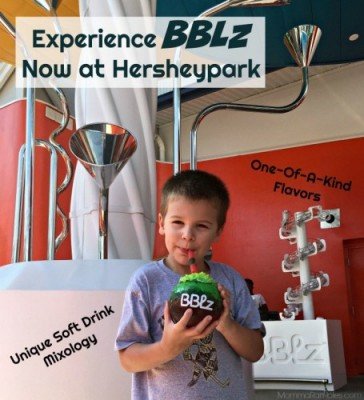 """Experience BBLzâ""""¢ Now at @Hersheypark!"""