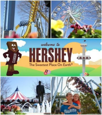 Come and join in on the fun with Hersheypark's 111th season!