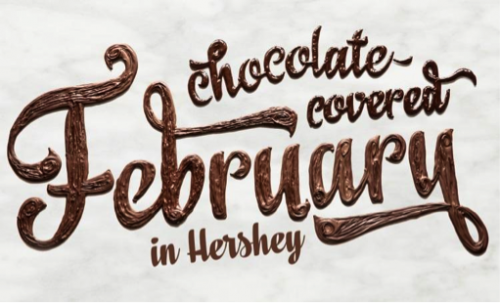 What to Expect for the 14th Annual Chocolate-Covered February in Hershey, PA
