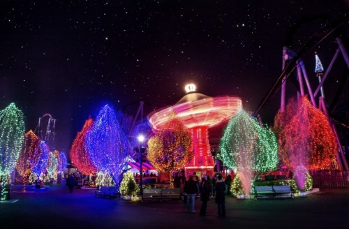 6 Holiday Activities for your Hersheypark Christmas Candylane Checklist
