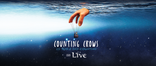 Counting Crows and Live Perform  in Hershey