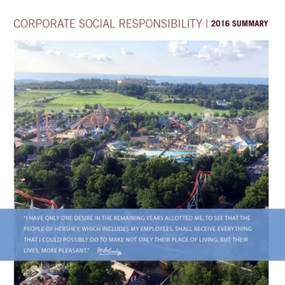Hershey Entertainment & Resorts Outlines Philanthropic Giving, Community Impact