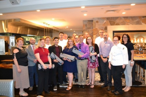 Chefs from HE&R Celebrate Milton Hershey School Culinary Students