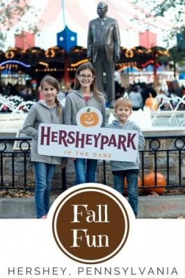 Fall Fun In Hershey Pennsylvania