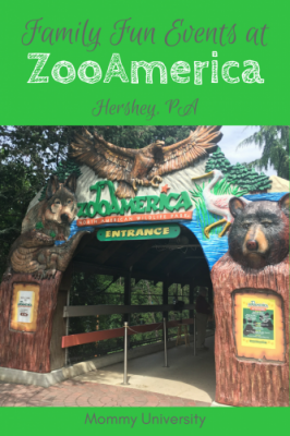 Family Fun Events at ZooAmerica