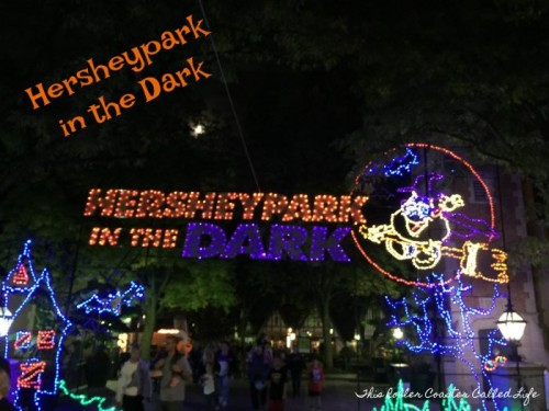 Coasters, Candy and Creatures at Hersheypark In The Dark