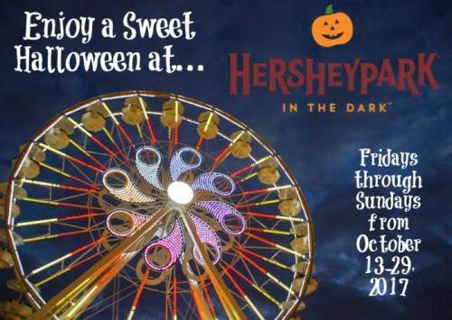 Enjoy a Sweet Halloween at Hersheypark in the Dark!