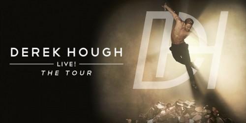 Derek Hough to Perform at Hershey Theatre