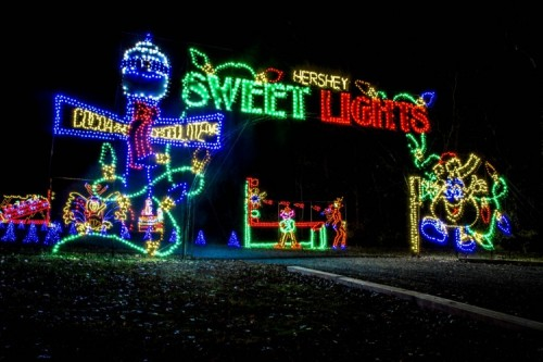 Hershey Sweet Lights is a Must-See