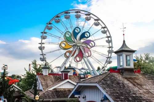 Hersheypark is Officially Open for Summer!