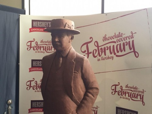 2nd Annual Chocolate Sculpture Revealed!