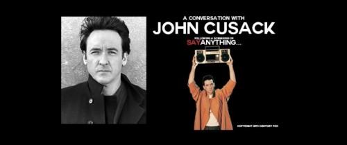 John Cusack to Visit Hershey Theatre