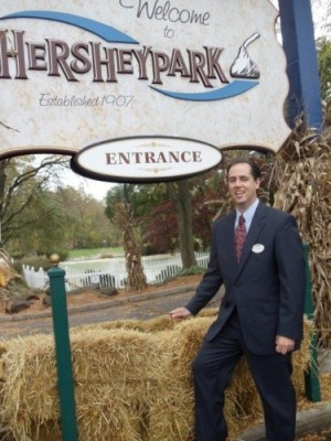 Hershey Entertainment & Resorts Company Names New Vice President, Sports & Attractions
