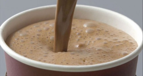 Introducing the NEW Hershey's Melted Hot Chocolate!