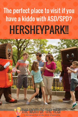 Hersheypark's Accessibility Program: Making the Most of Your Visit with ASD/SPD