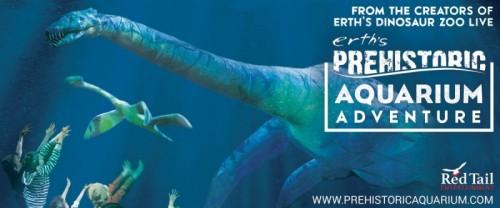 Erth's Prehistoric Aquarium Coming to Hershey Theatre