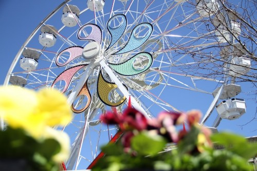 Hersheypark Springtime In The Park to Open End of March