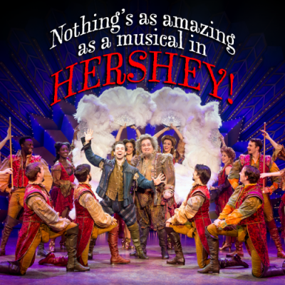 Something Rotten! Coming to Hershey Theatre