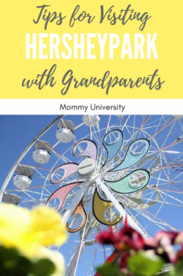 Tips for Visiting Hersheypark with Grandparents