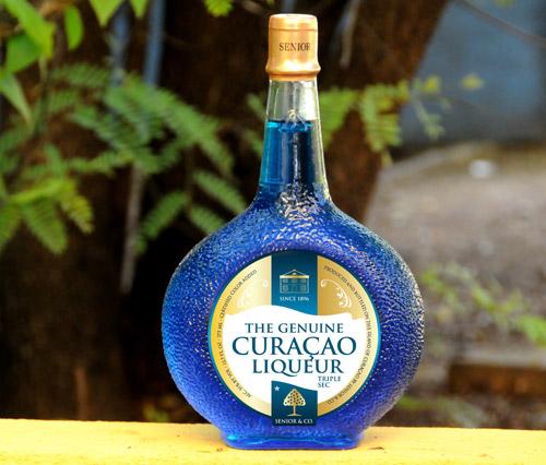 Blue Curacao Liqueur
