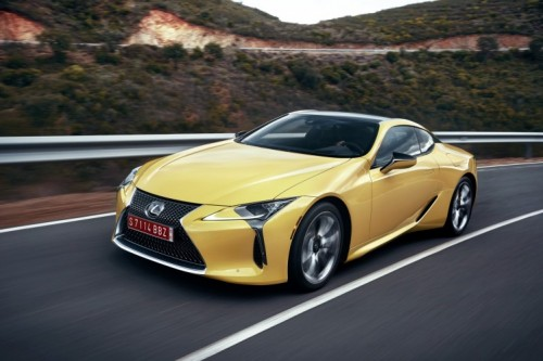 LC Named Production Car Design of the Year