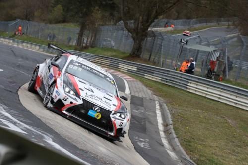LEXUS RC JOINS THE NÜRBURGRING 24 HOURS ENDURANCE RACE