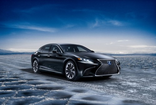 LEXUS OUTLINES ADVANCED ACTIVE SAFETY TECHNOLOGIES FOR ALL NEW LS