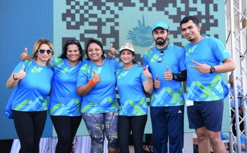 dnata runs the world: mobilizes global workforce to run and raise $ 400,000 for charity