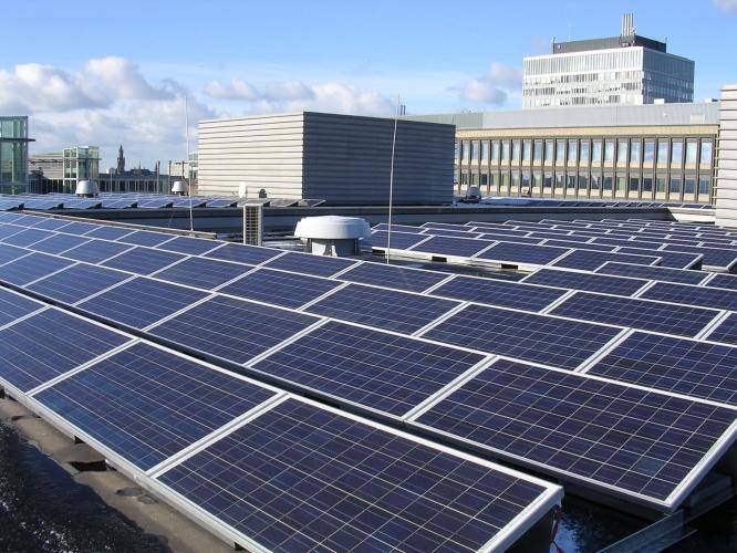 Eneco maakt zonnepanelen voor iedereen toegankelijk