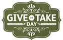 Give or take day logo