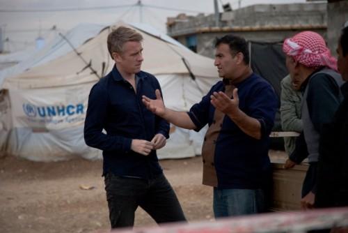 Art Rooijakkers in Irak