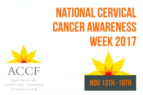 National Cervical Cancer Awareness Week 2017