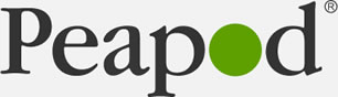 Peapod logo - link to homepage