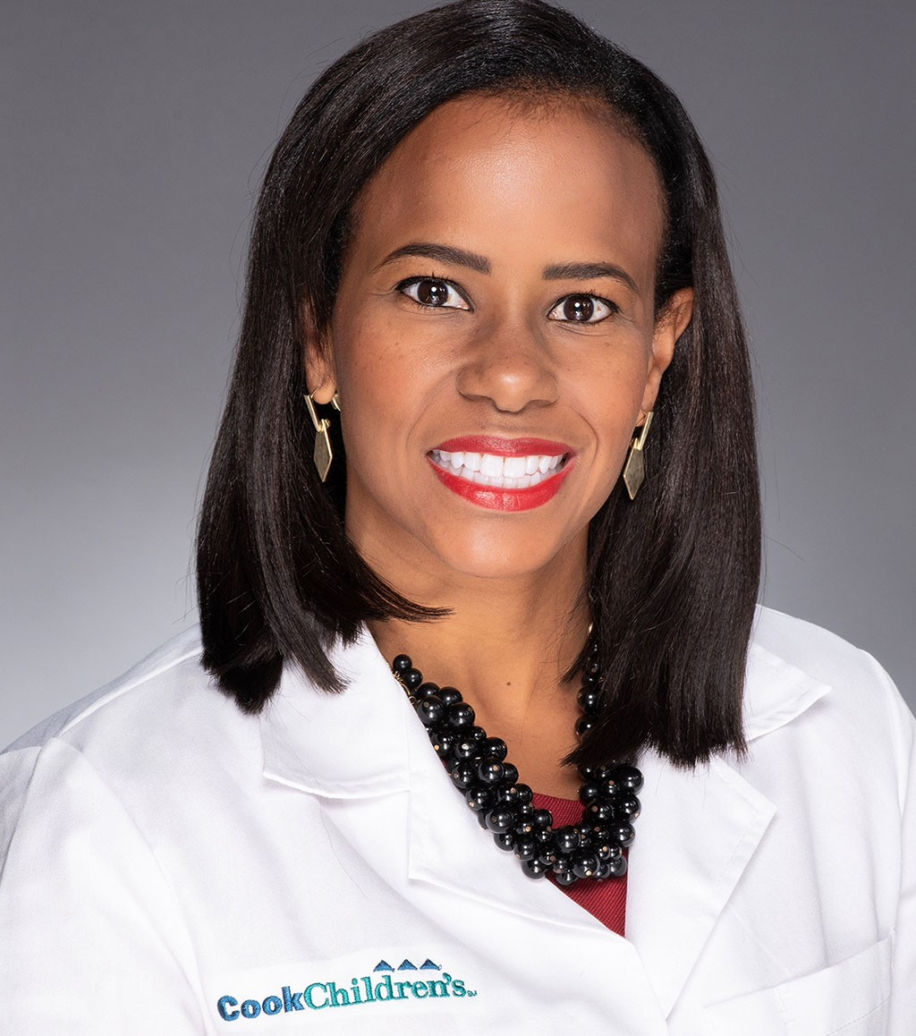 Kanika Bowen-Jallow from Texas Becomes Ninth Black Female Pediatric Surgeon in the U.S.