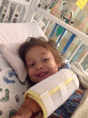 Childhood Stroke - Matthew\'s Story - Cook Children\'s Medical Center