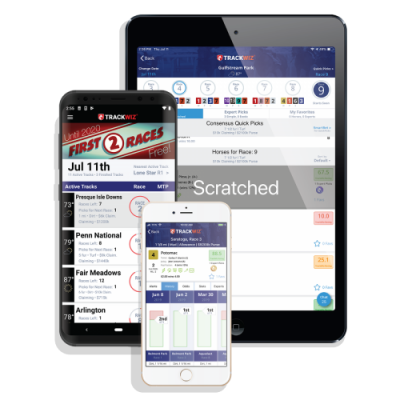 Alumnus Creates App That Helps Users Be A Wiz At Horse Track