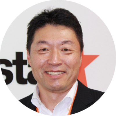 Masaru Kataoka, Jetstar Japan Chief Executive Officer and Representative Director