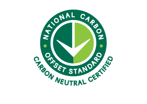 National Carbon Offset Standard - Carbon Neutral Certified logo