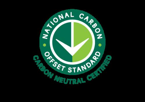 National Carbon Offset Standard - Carbon Neutral Certified logo